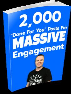 2000 Posts