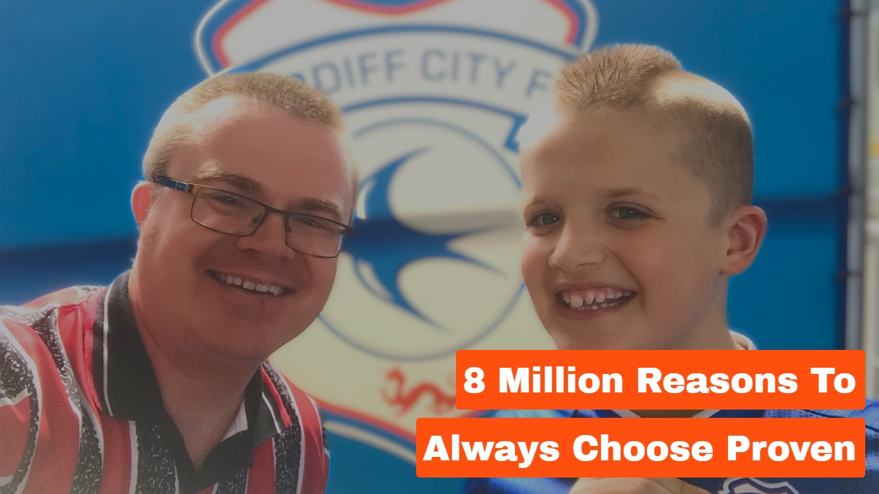 8 Million Reasons To Always Choose Proven