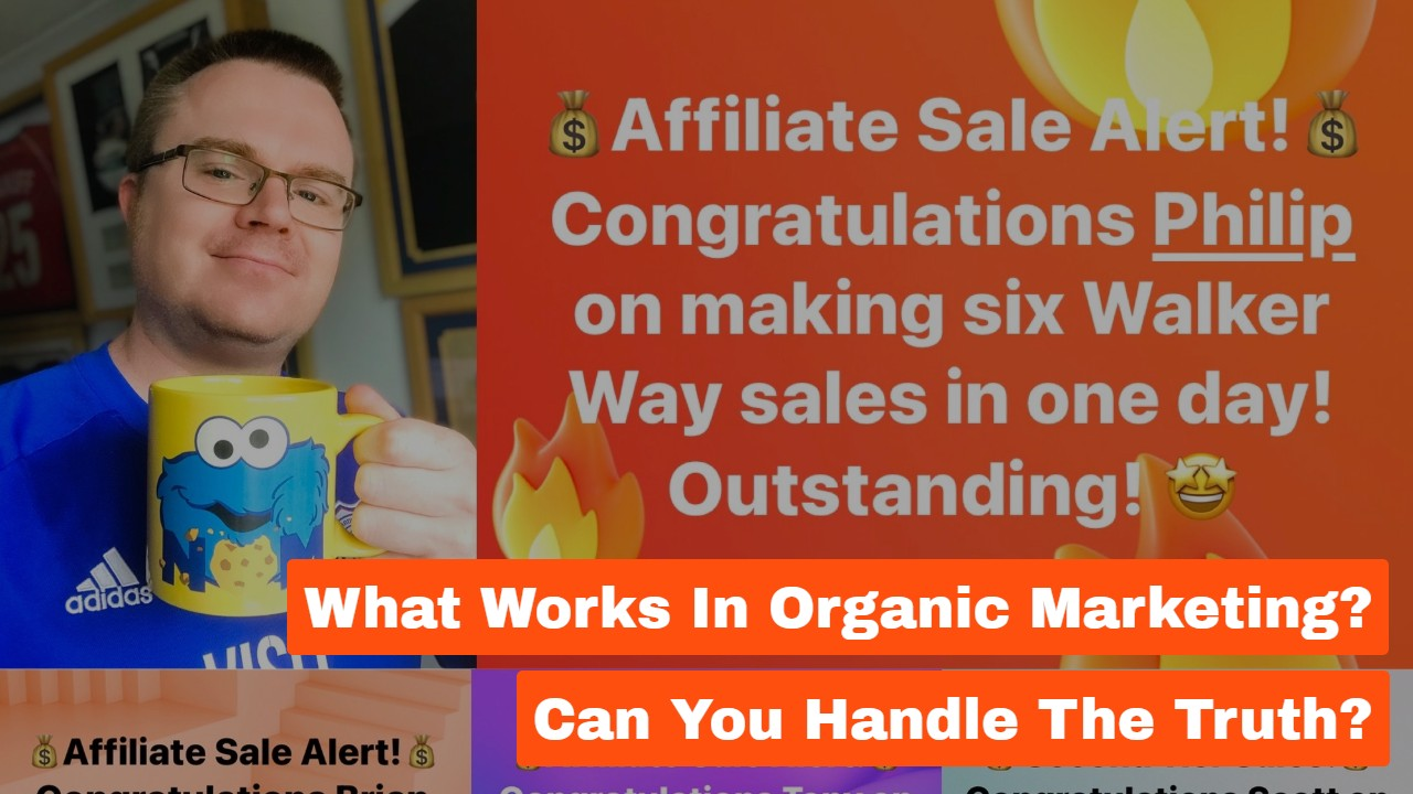 What Works In Organic Marketing? Can You Handle The Truth?