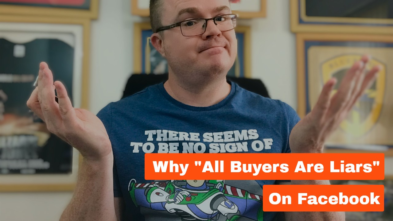 """Why """"All Buyers Are Liars"""" on Facebook"""