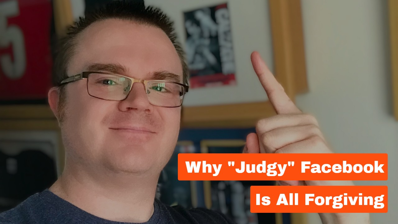 """Why """"Judgy"""" Facebook is All Forgiving"""